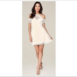 Kylie Lace Flare Dress